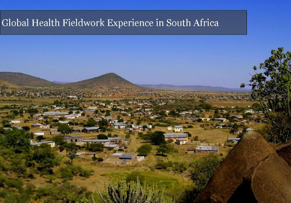 Global Health Fieldwork Experience in South Africa_Limpopo landscape