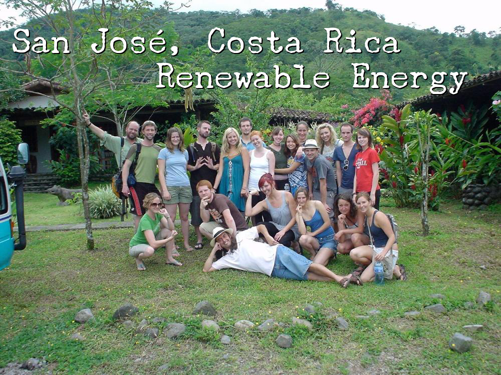 San Jose, CR Renewable Energy