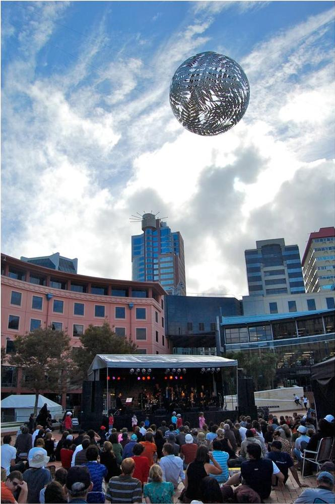 Jazz Festival in Wellington